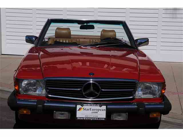 Picture of '89 560SL - MZCT