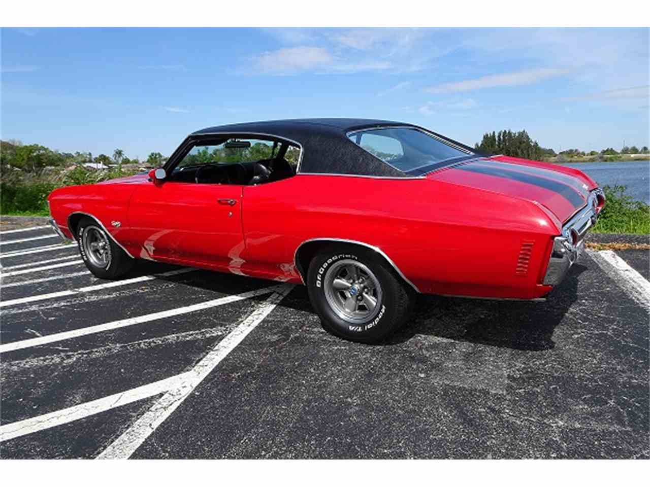 Large Picture of 1972 Chevrolet Chevelle SS Offered by McGeorge Classics - MZCW