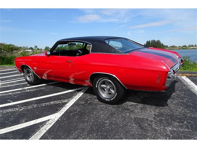 Picture of '72 Chevrolet Chevelle SS located in Minnesota Offered by  - MZCW