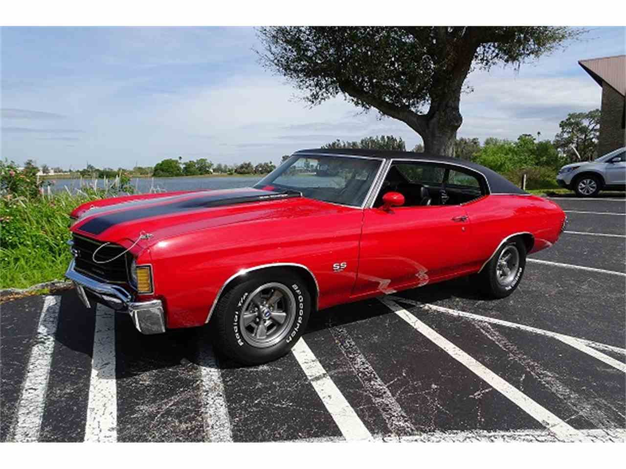 Large Picture of '72 Chevelle SS located in Dodge Center Minnesota - $39,950.00 - MZCW