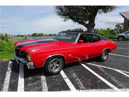 Picture of Classic 1972 Chevrolet Chevelle SS - MZCW
