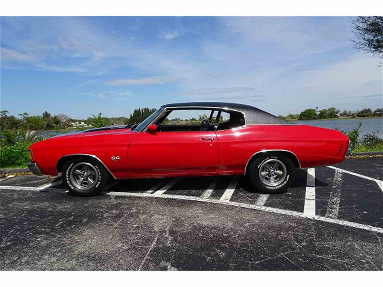 Large Picture of 1972 Chevelle SS located in Dodge Center Minnesota - MZCW