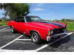 Picture of Classic 1972 Chevelle SS located in Minnesota Offered by McGeorge Classics - MZCW