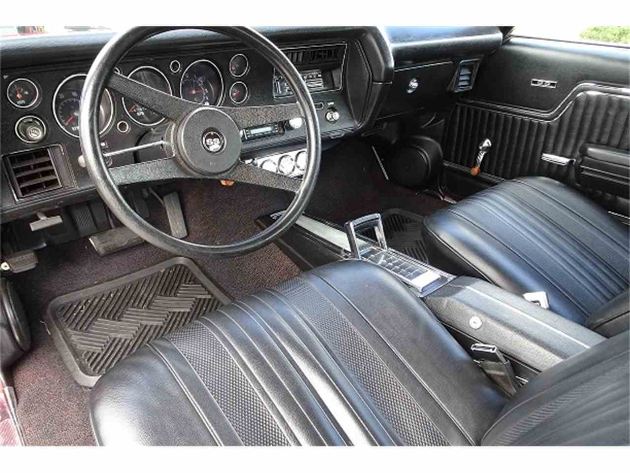 Large Picture of Classic 1972 Chevrolet Chevelle SS Offered by McGeorge Classics - MZCW