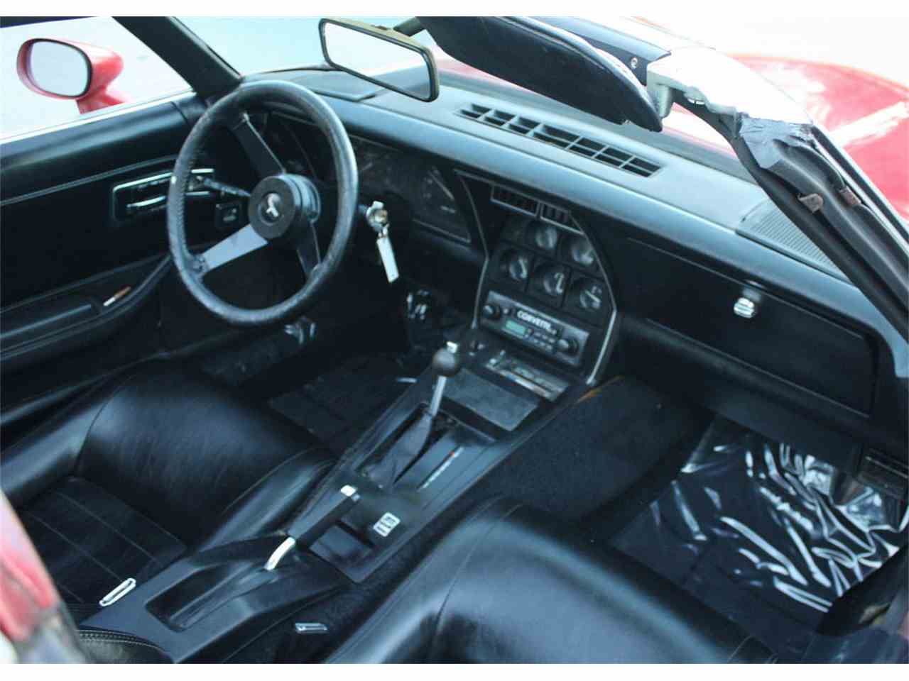 Large Picture of '81 Corvette - MZCX