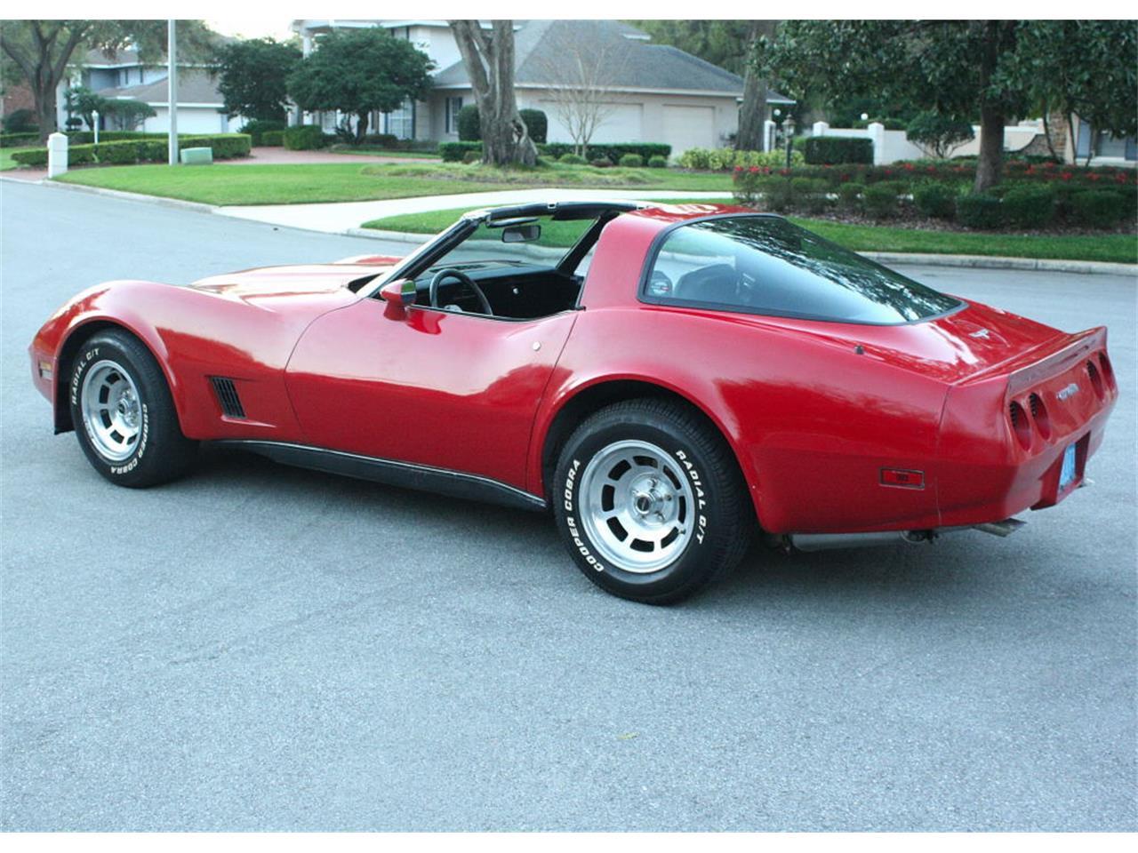 Large Picture of '81 Corvette - MZCX