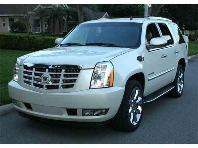 Picture of '10 Escalade - MZD0