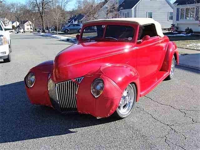 Picture of Classic '39 Ford Cabriolet located in Arizona Offered by  - MZD2