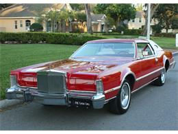 Picture of '75 Continental Mark IV located in lakeland Florida - $37,500.00 - MZD3
