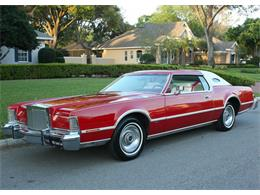 Picture of '75 Lincoln Continental Mark IV located in lakeland Florida Offered by MJC Classic Cars - MZD3
