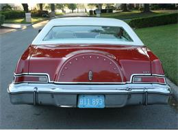 Picture of 1975 Continental Mark IV located in lakeland Florida Offered by MJC Classic Cars - MZD3
