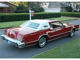 Picture of 1975 Lincoln Continental Mark IV located in Florida - $37,500.00 Offered by MJC Classic Cars - MZD3