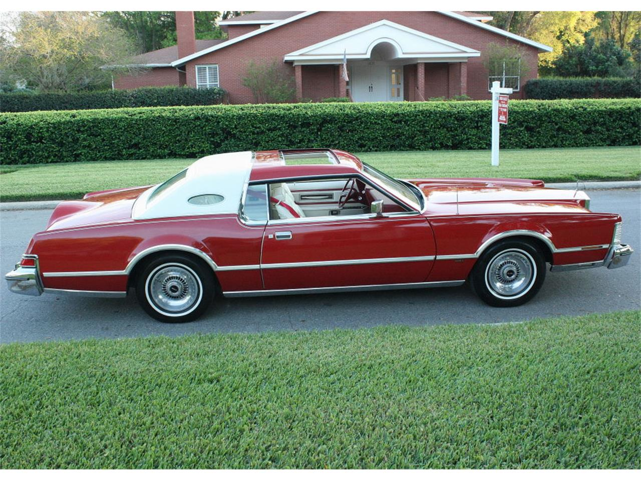 Large Picture of '75 Lincoln Continental Mark IV - MZD3