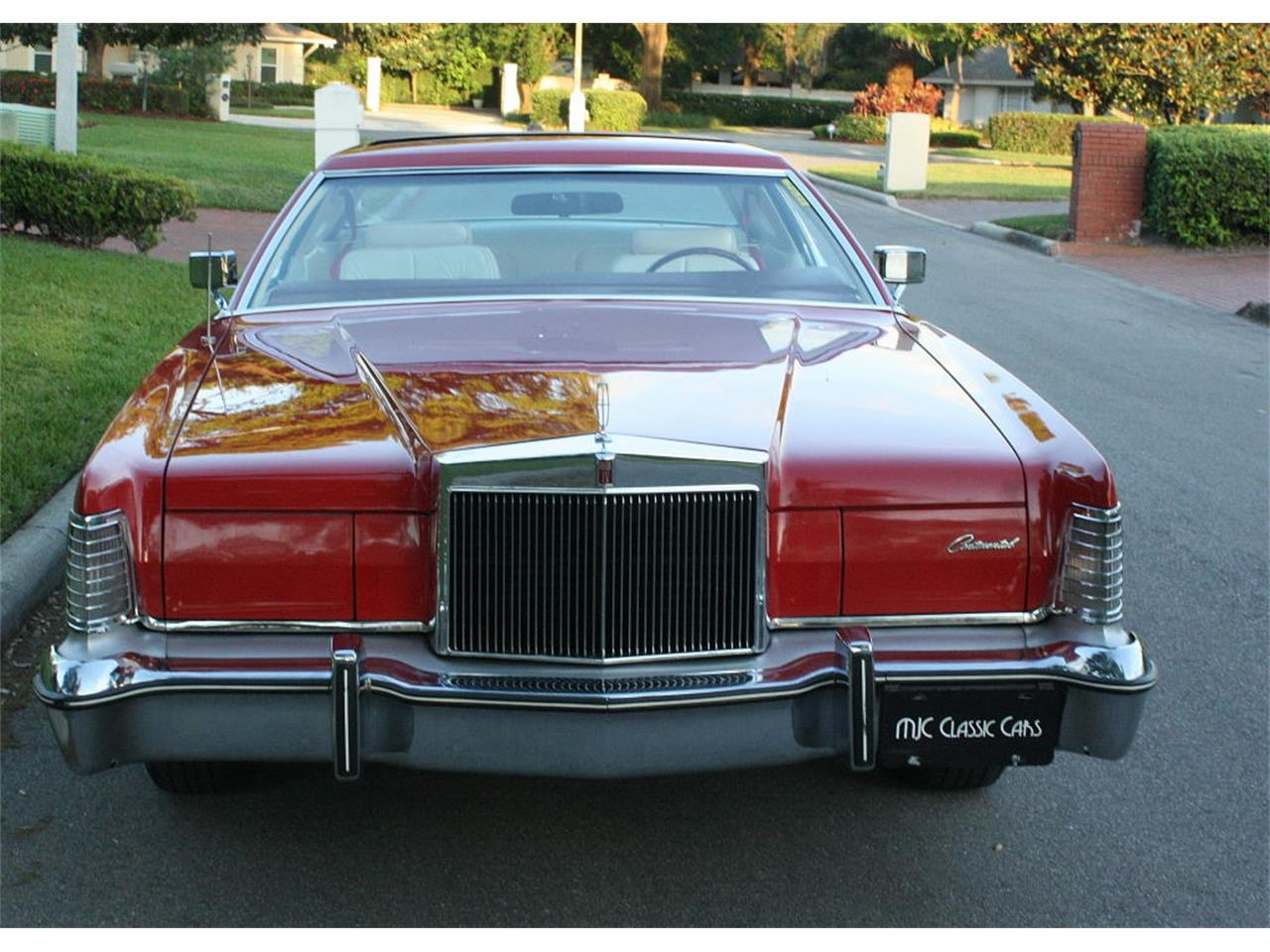 Large Picture of '75 Lincoln Continental Mark IV - $37,500.00 - MZD3