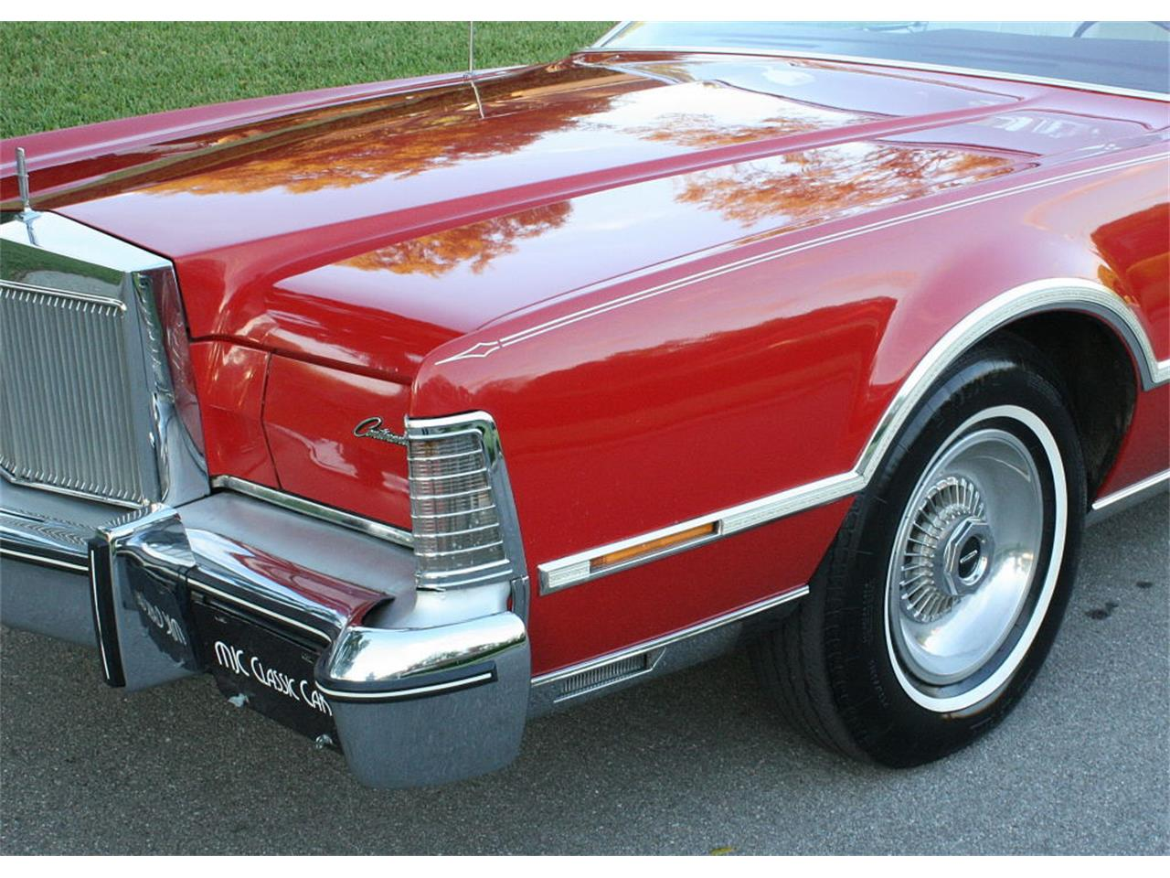 Large Picture of '75 Continental Mark IV - $37,500.00 - MZD3