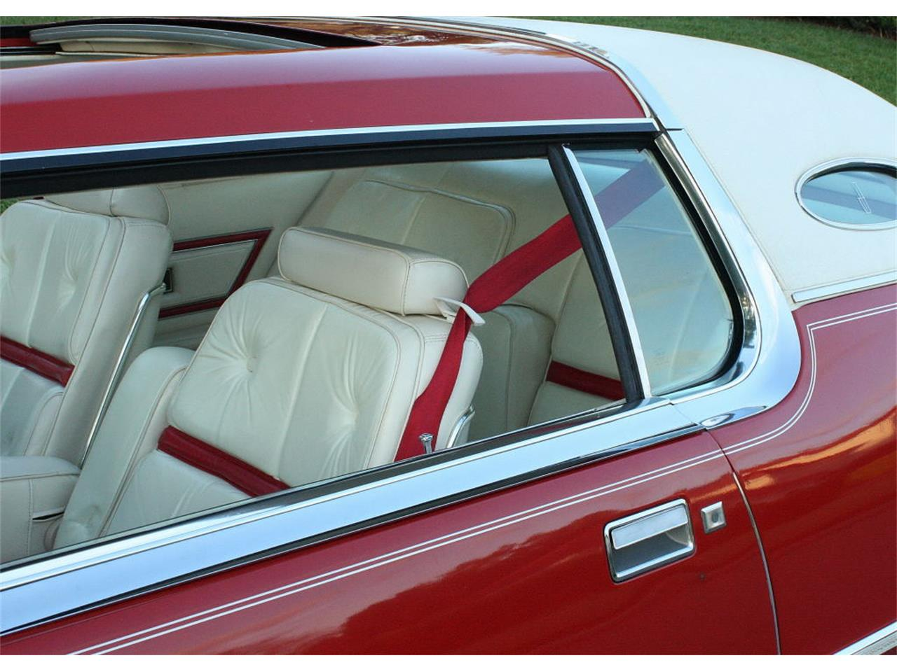 Large Picture of 1975 Continental Mark IV located in lakeland Florida - $37,500.00 - MZD3