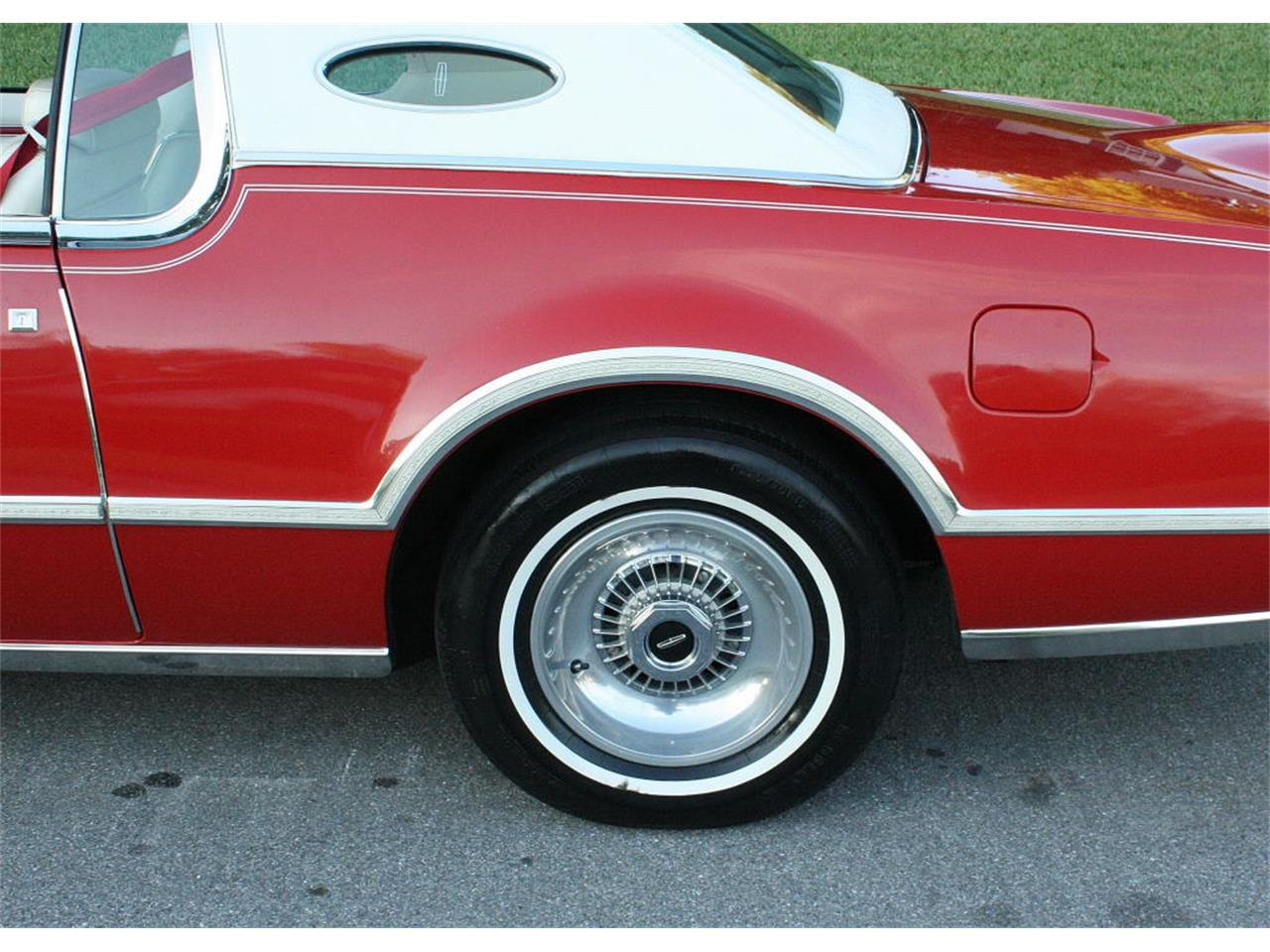 Large Picture of 1975 Lincoln Continental Mark IV located in Florida - $37,500.00 Offered by MJC Classic Cars - MZD3