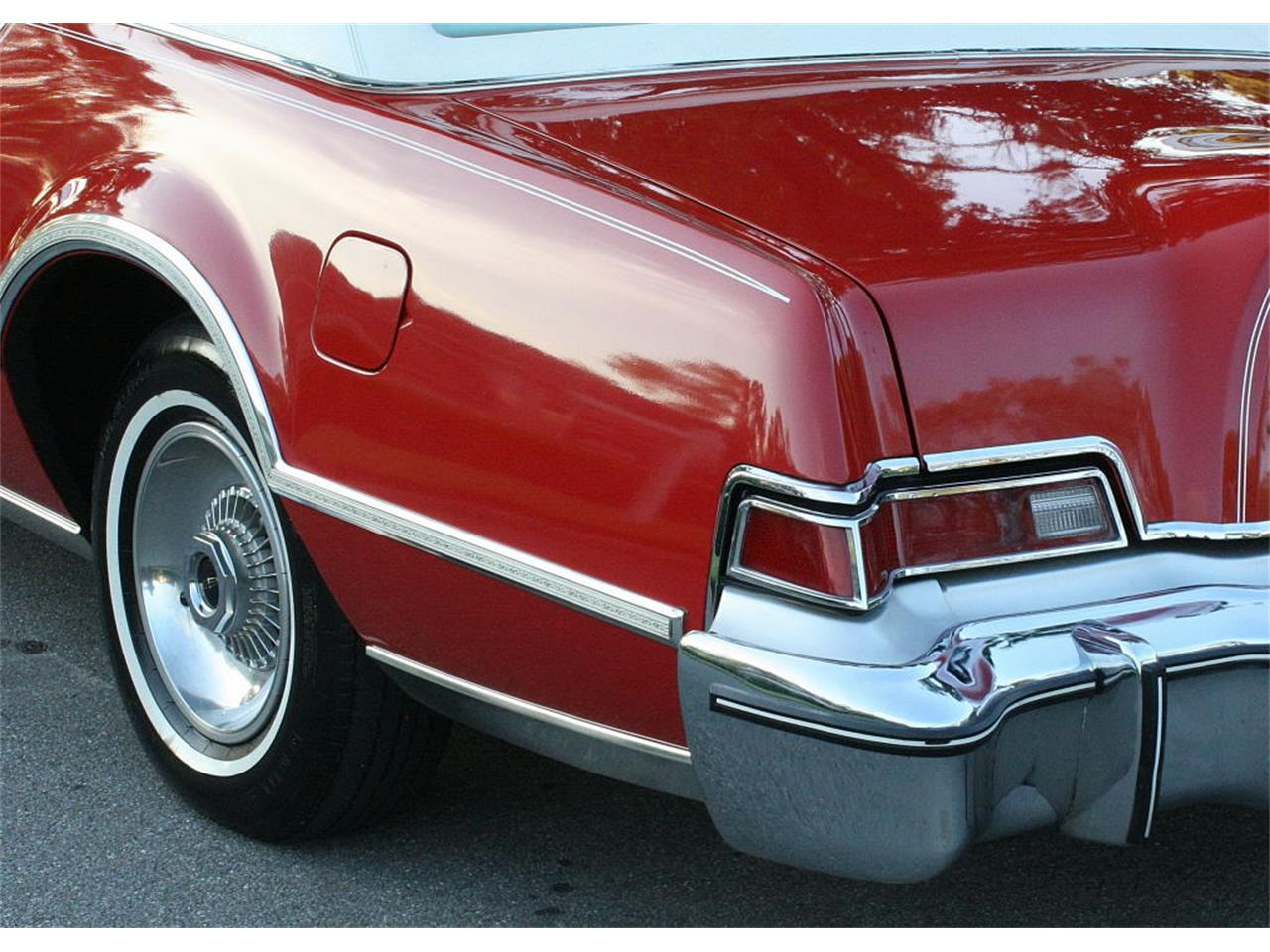 Large Picture of '75 Continental Mark IV located in Florida Offered by MJC Classic Cars - MZD3