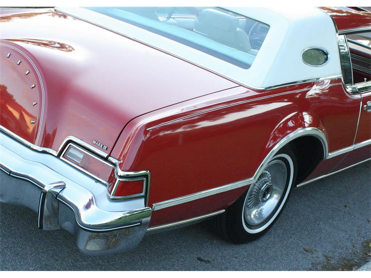 Large Picture of 1975 Continental Mark IV - $37,500.00 Offered by MJC Classic Cars - MZD3