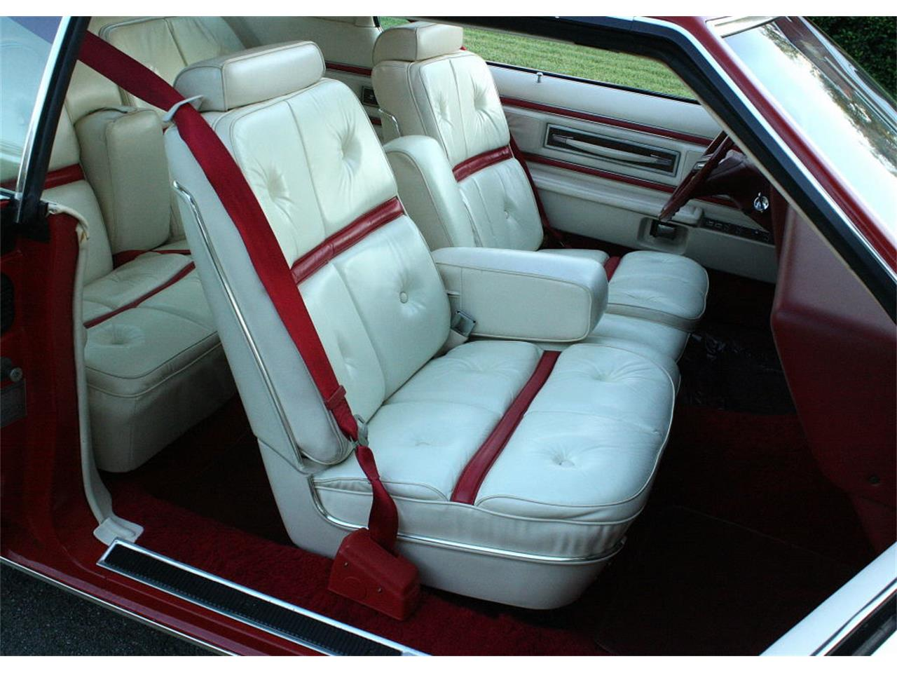 Large Picture of '75 Lincoln Continental Mark IV located in lakeland Florida - $37,500.00 Offered by MJC Classic Cars - MZD3