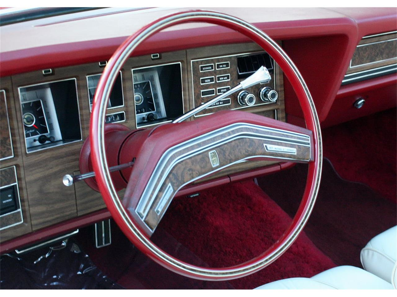 Large Picture of 1975 Continental Mark IV - MZD3