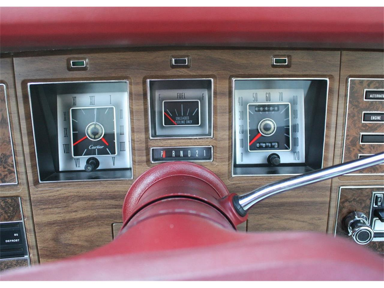 Large Picture of 1975 Continental Mark IV located in Florida - MZD3