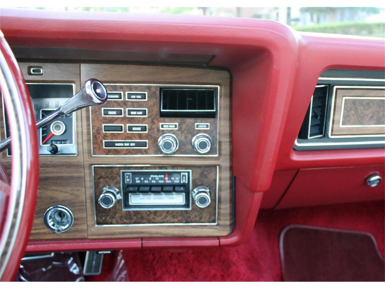 Large Picture of 1975 Continental Mark IV located in lakeland Florida Offered by MJC Classic Cars - MZD3