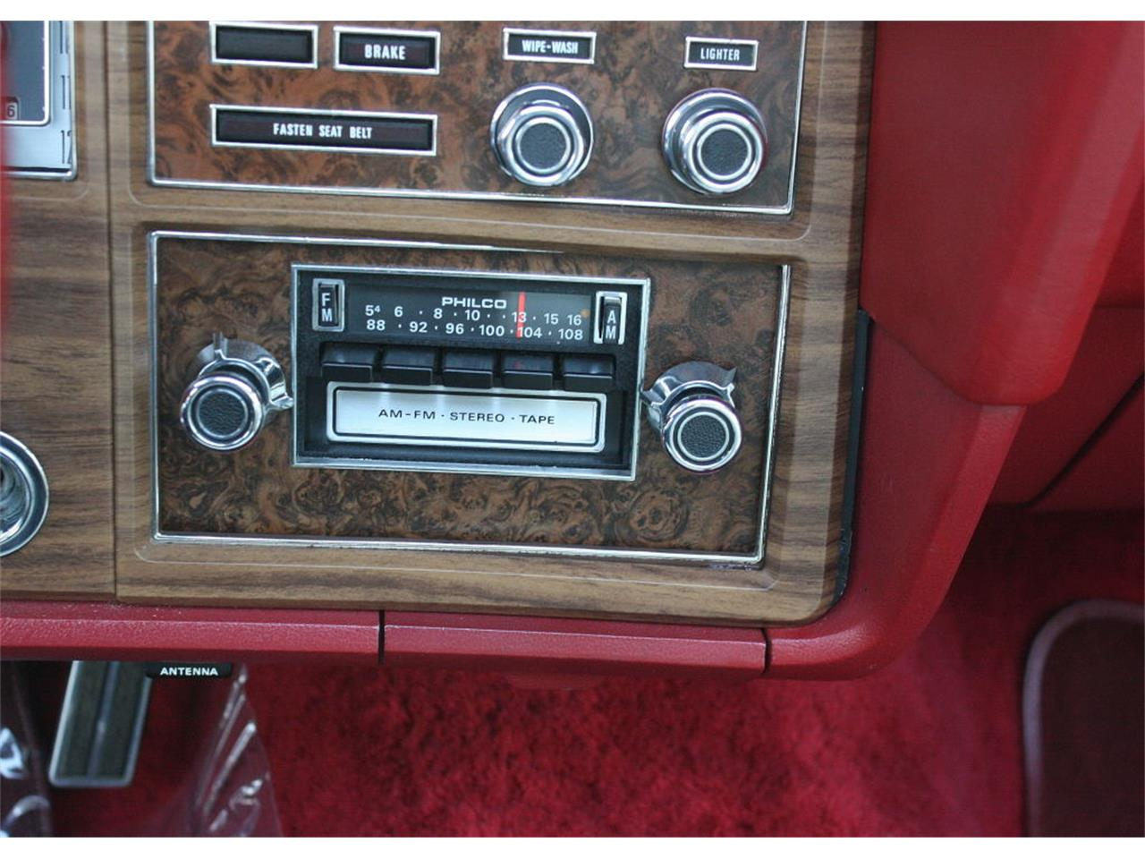 Large Picture of '75 Continental Mark IV - MZD3