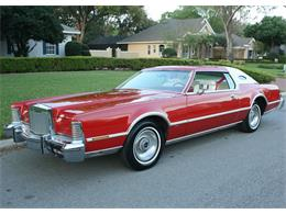 Picture of 1975 Lincoln Continental Mark IV - $37,500.00 Offered by MJC Classic Cars - MZD3