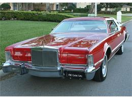 Picture of '75 Lincoln Continental Mark IV located in lakeland Florida - MZD3