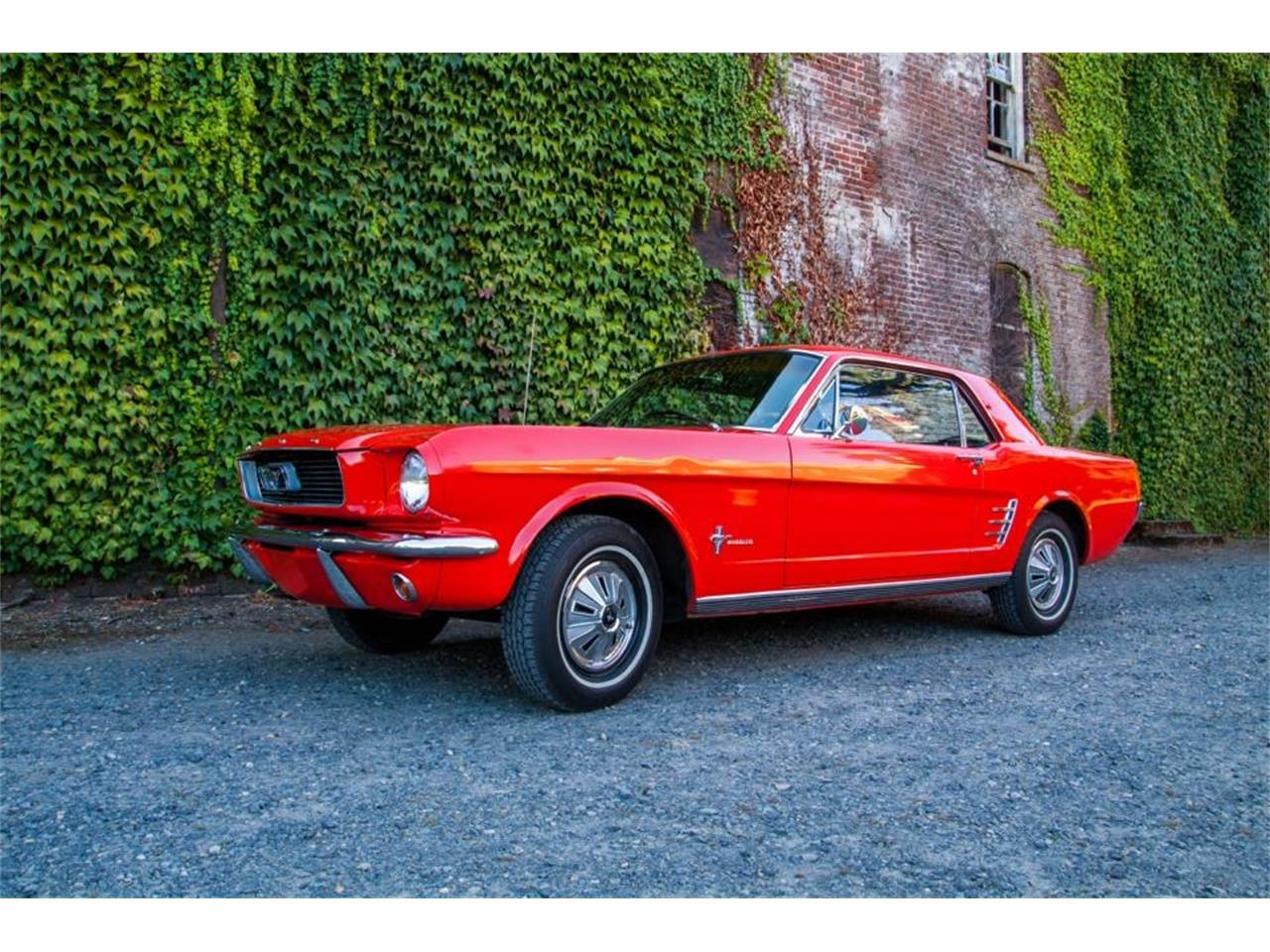 Large Picture of 1966 Ford Mustang located in Vancouver Washington - $11,500.00 Offered by a Private Seller - MZDD