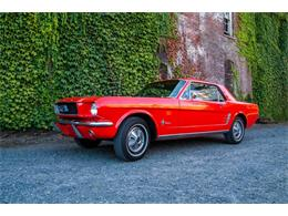 Picture of '66 Ford Mustang - $11,500.00 Offered by a Private Seller - MZDD
