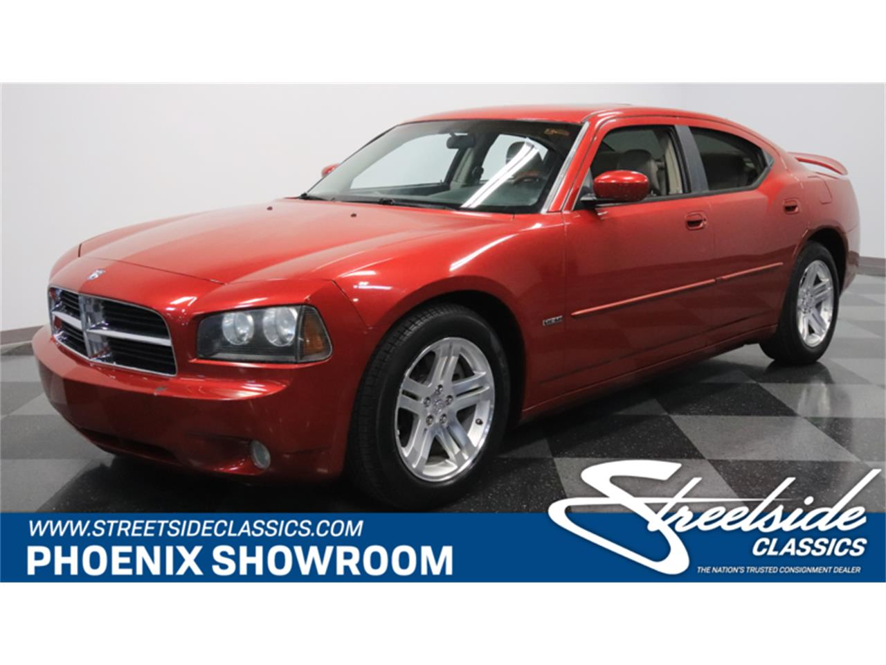 Large Picture of '06 Dodge Charger R/T located in Arizona Offered by Streetside Classics - Phoenix - MZDF