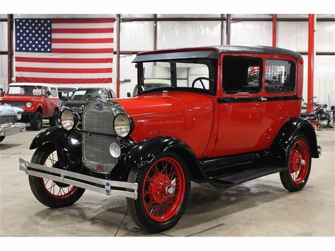 Large Picture of '28 Model A - MZDG