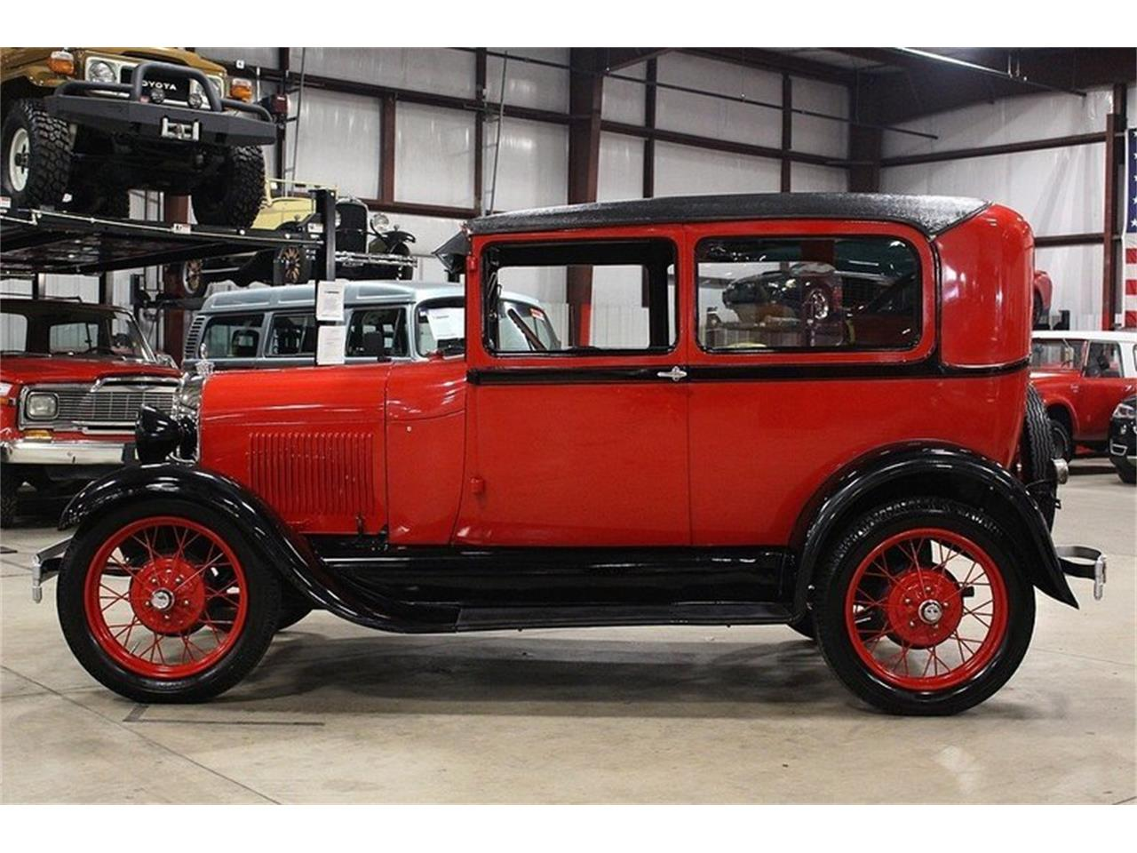 Large Picture of Classic '28 Model A - MZDG