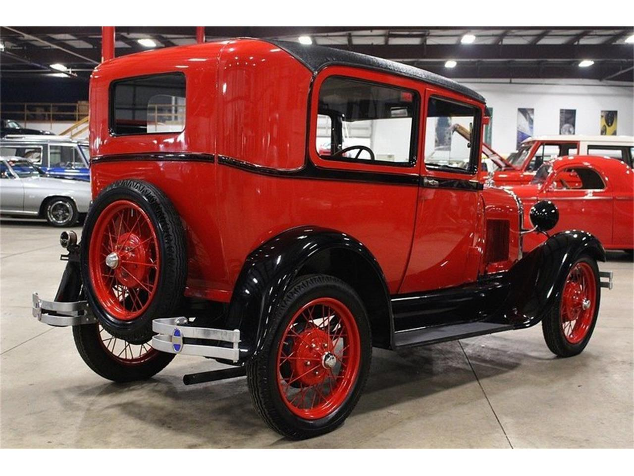 Large Picture of 1928 Model A located in Kentwood Michigan Offered by GR Auto Gallery - MZDG