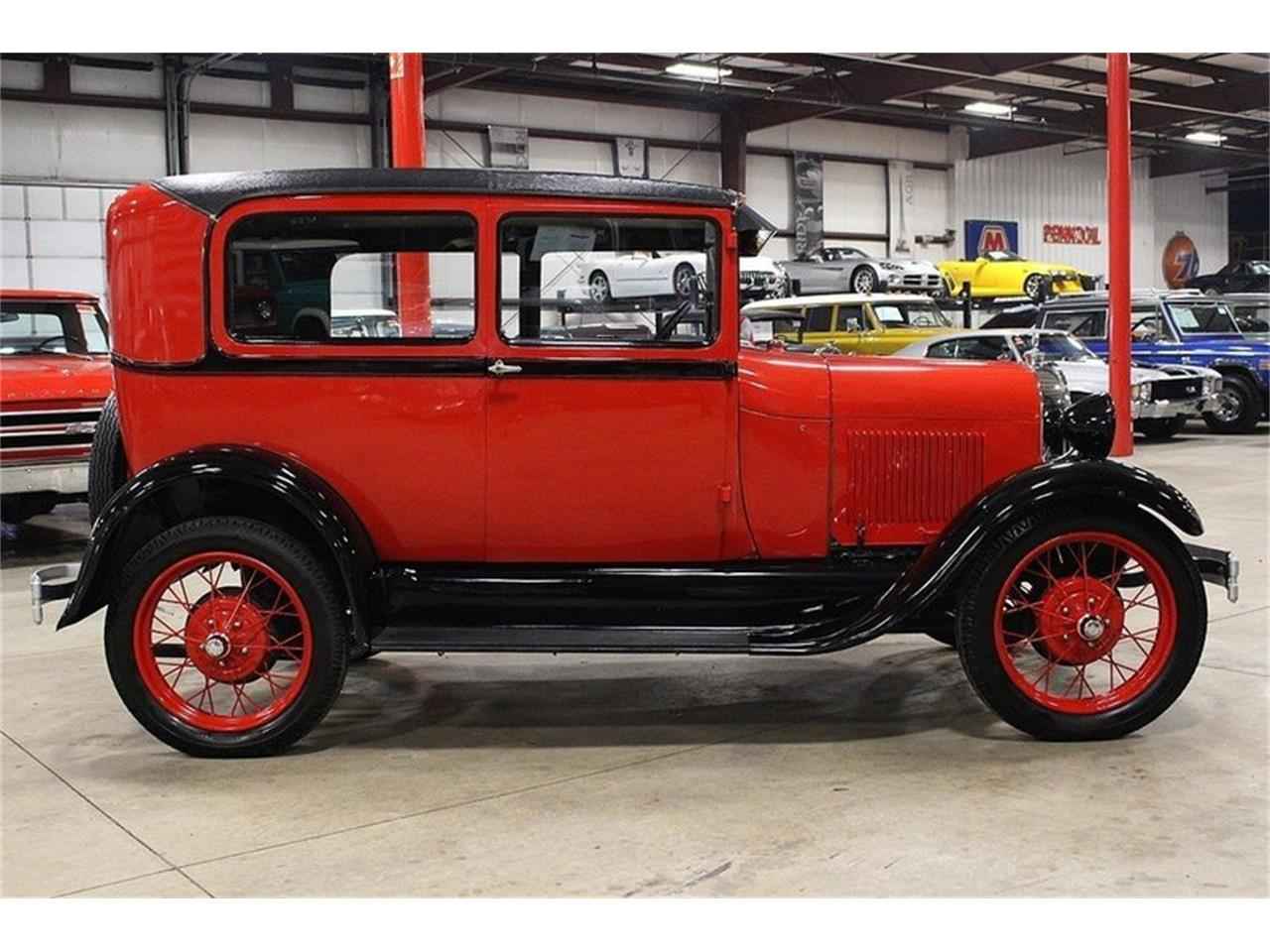 Large Picture of 1928 Model A located in Michigan - $14,900.00 - MZDG