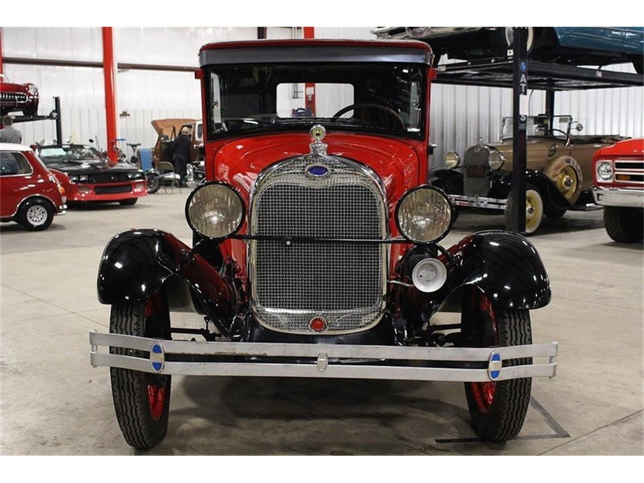 Large Picture of Classic 1928 Model A - MZDG