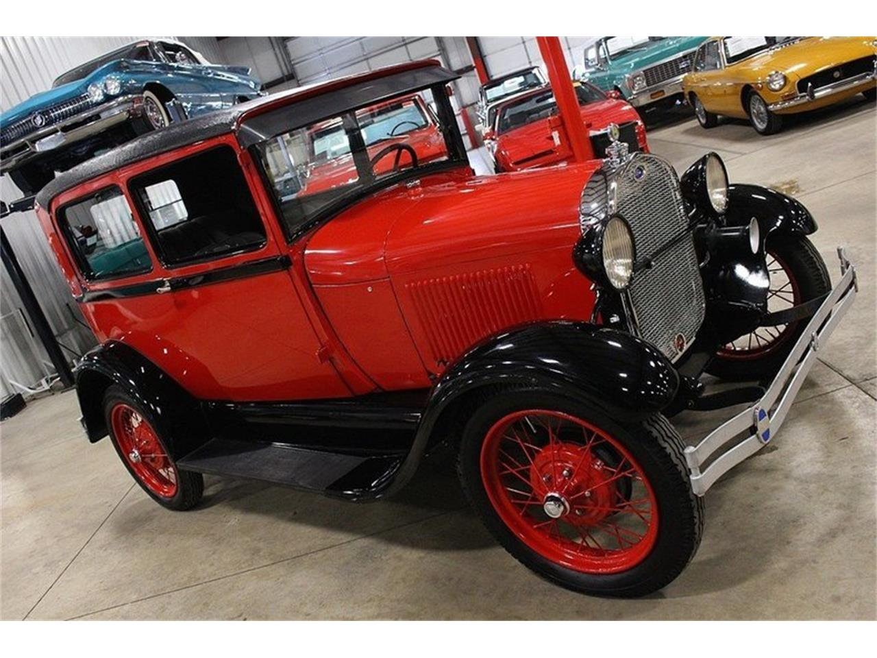 Large Picture of '28 Ford Model A located in Michigan - $14,900.00 Offered by GR Auto Gallery - MZDG