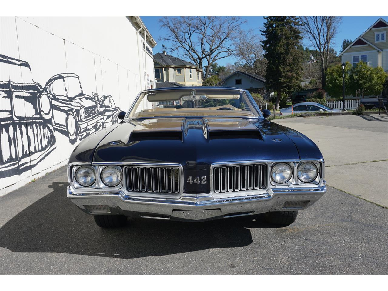 Large Picture of '70 Cutlass - MZDK