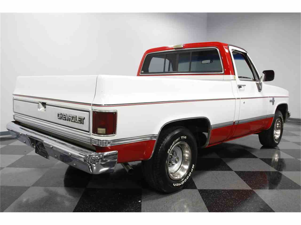 Large Picture of '85 C10 - MZDM