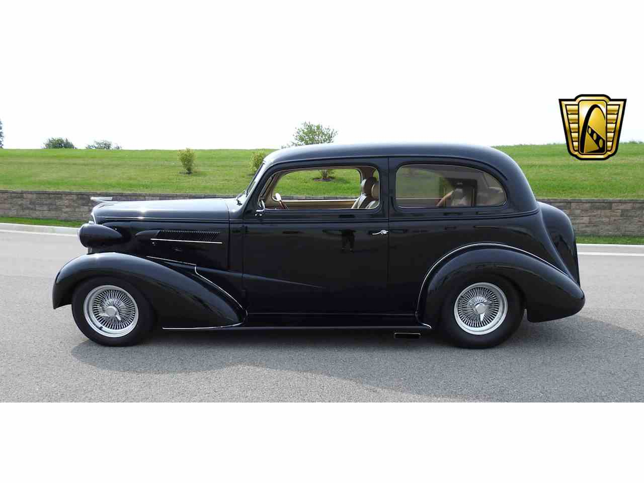 Large Picture of Classic '37 Chevrolet Street Rod located in Kenosha Wisconsin - $52,000.00 - MZDR