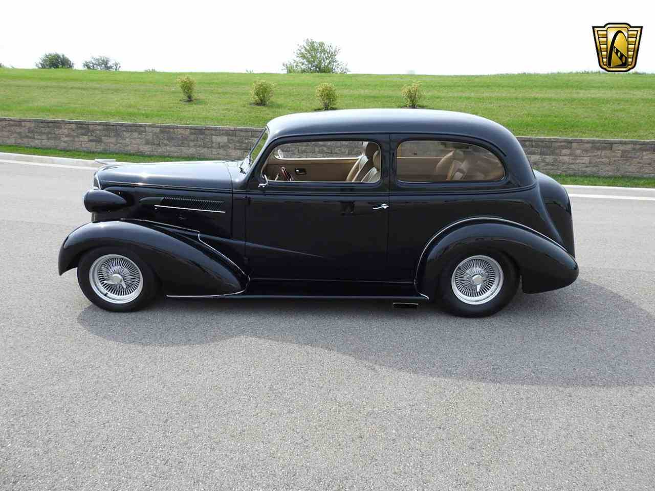 Large Picture of '37 Chevrolet Street Rod Offered by Gateway Classic Cars - Milwaukee - MZDR