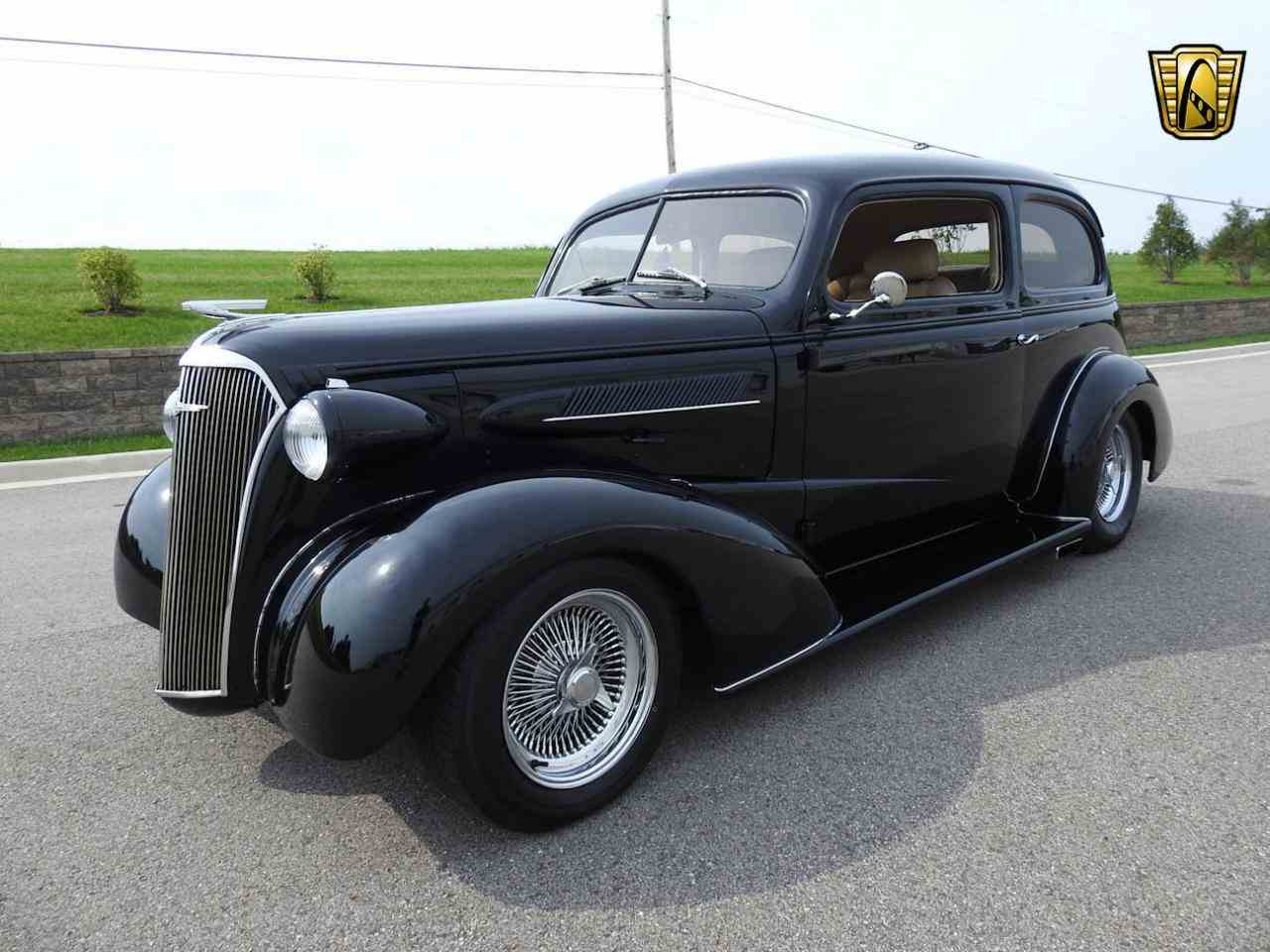 Large Picture of '37 Chevrolet Street Rod - $52,000.00 Offered by Gateway Classic Cars - Milwaukee - MZDR