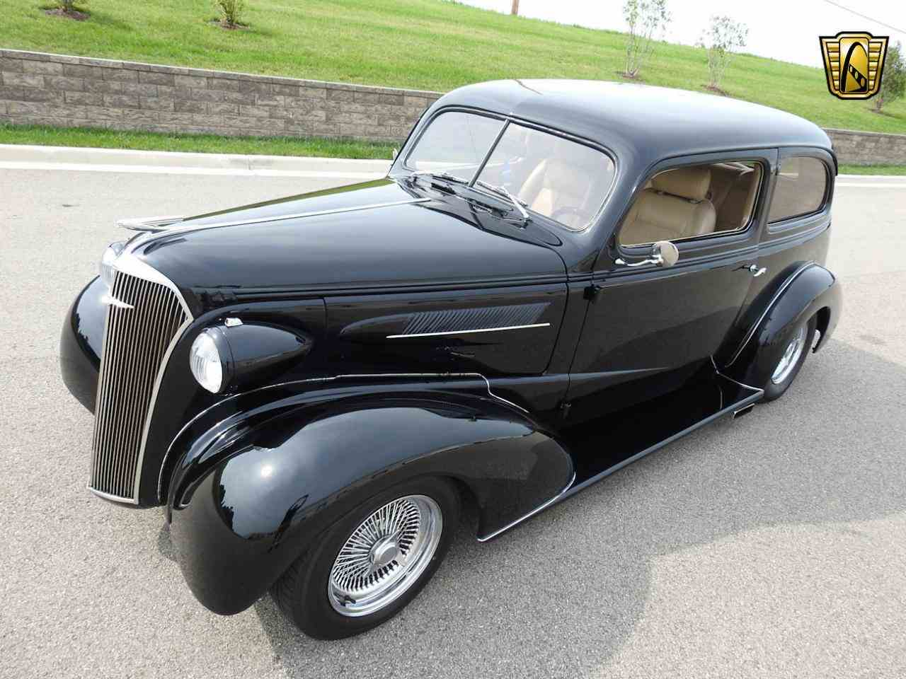 Large Picture of '37 Chevrolet Street Rod - $52,000.00 - MZDR