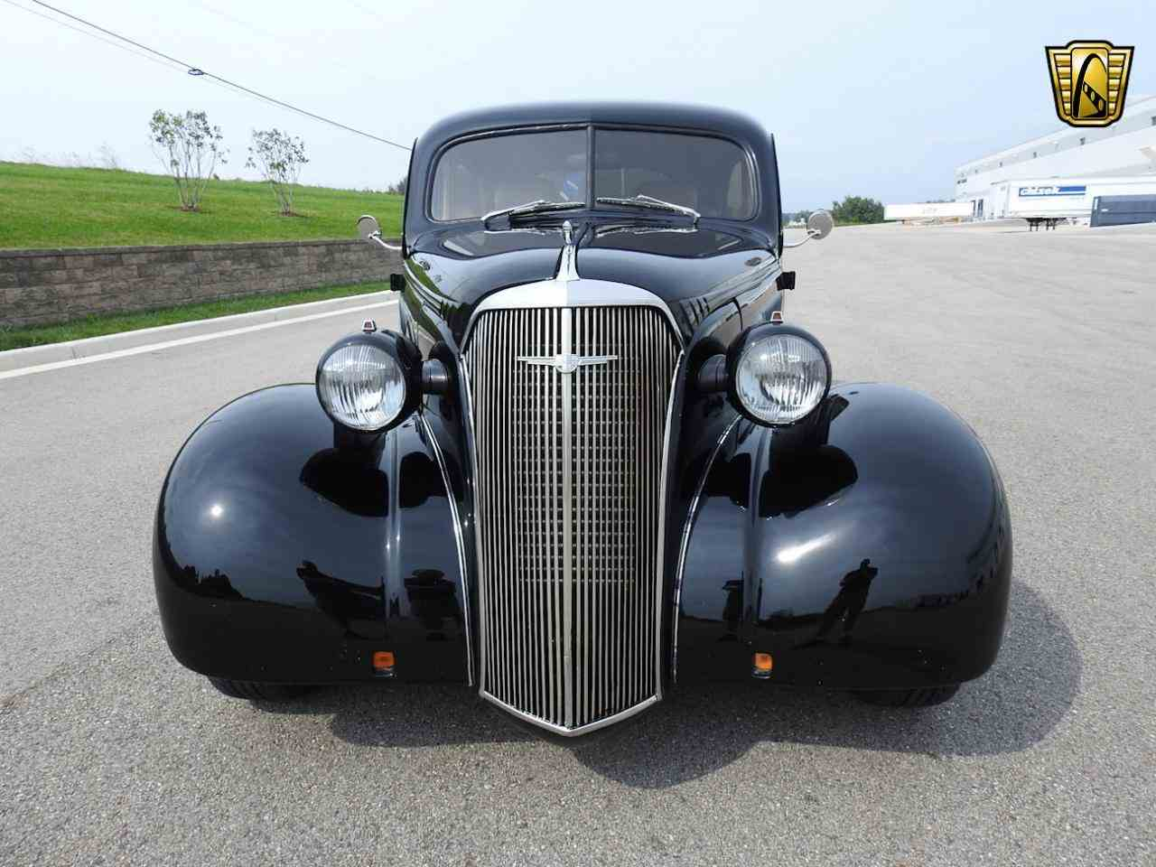 Large Picture of Classic '37 Street Rod located in Kenosha Wisconsin Offered by Gateway Classic Cars - Milwaukee - MZDR