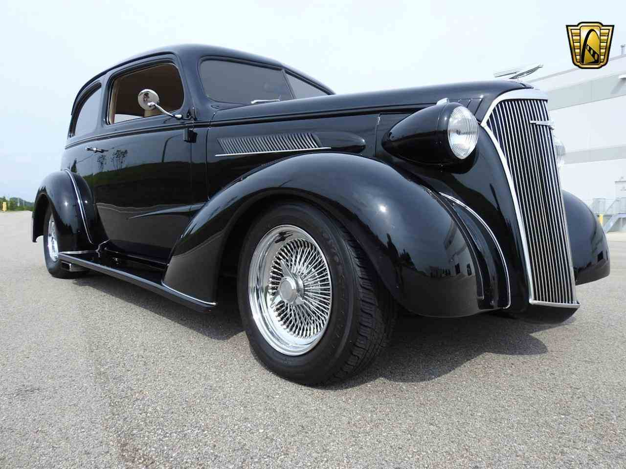Large Picture of 1937 Chevrolet Street Rod located in Kenosha Wisconsin Offered by Gateway Classic Cars - Milwaukee - MZDR