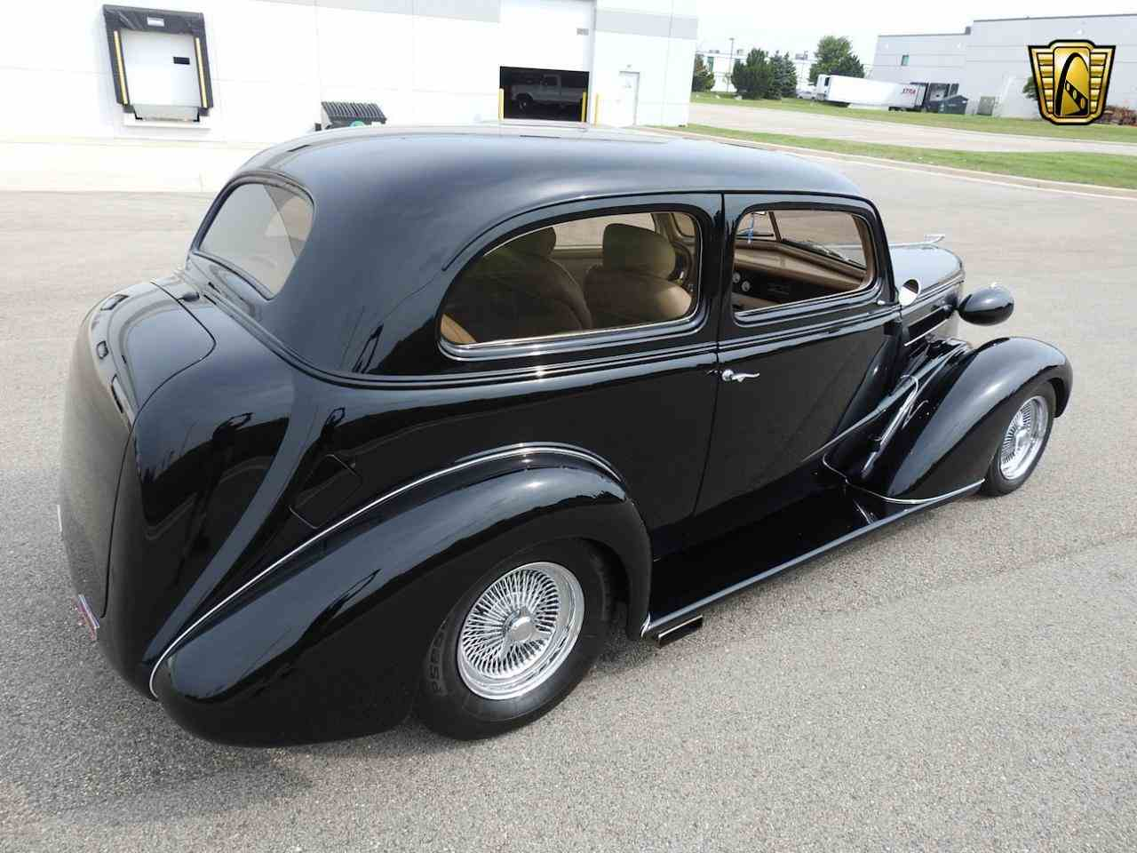 Large Picture of Classic '37 Street Rod located in Kenosha Wisconsin - $52,000.00 Offered by Gateway Classic Cars - Milwaukee - MZDR
