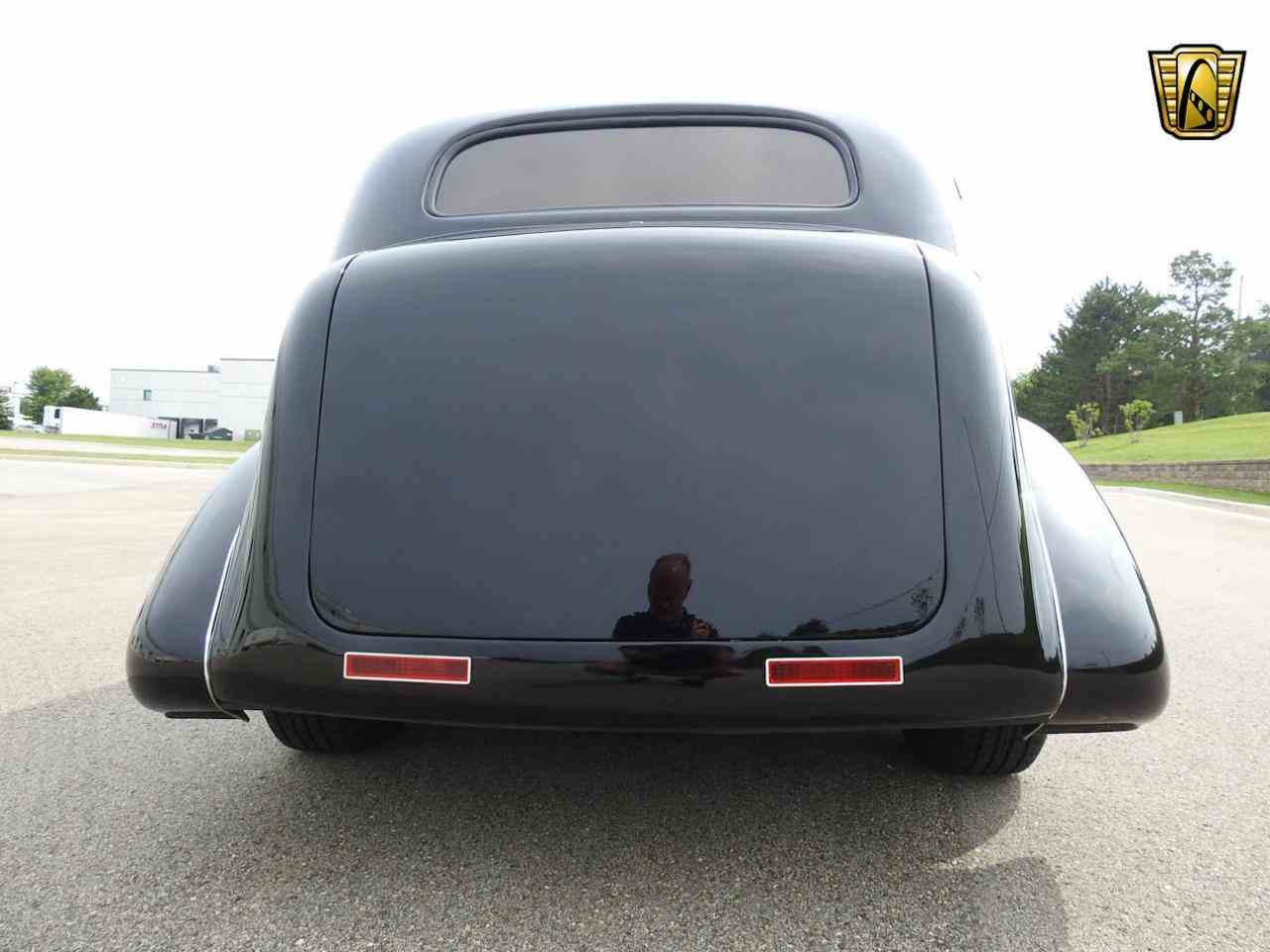 Large Picture of 1937 Chevrolet Street Rod located in Kenosha Wisconsin - $52,000.00 - MZDR