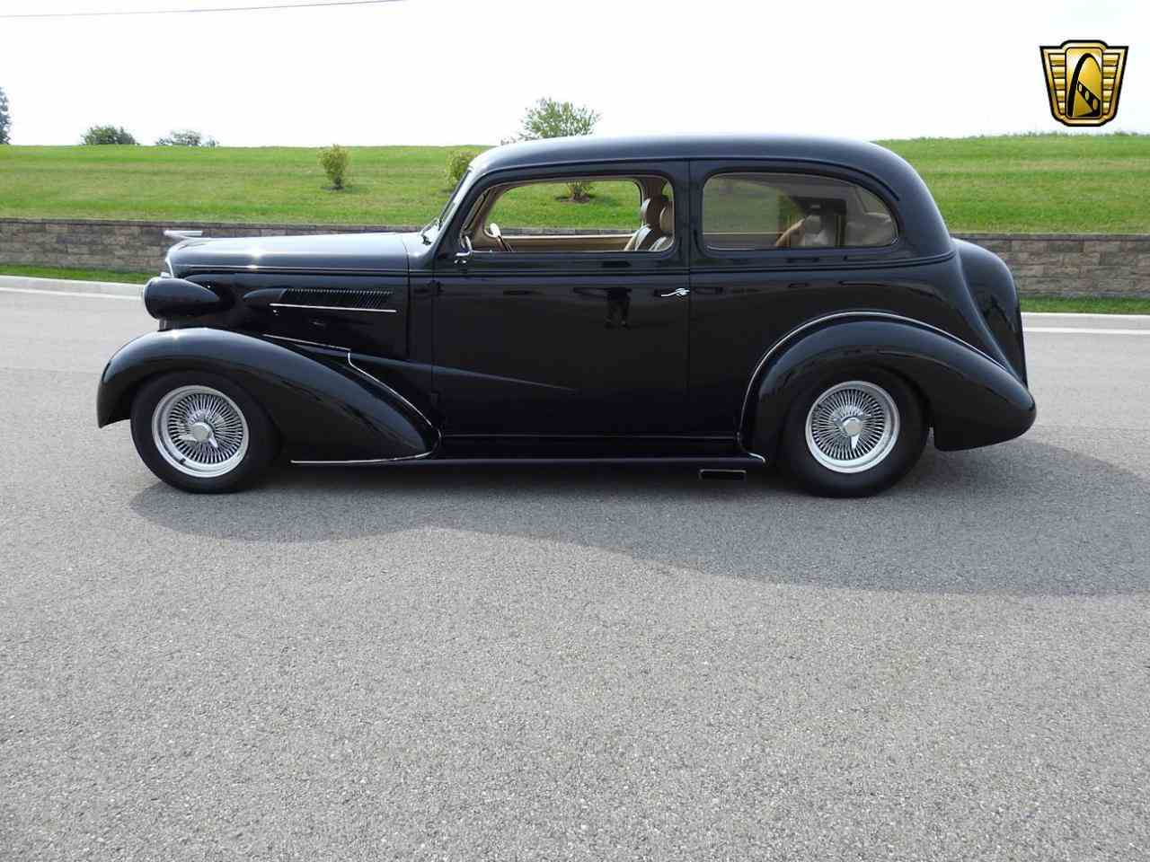 Large Picture of 1937 Chevrolet Street Rod located in Kenosha Wisconsin - MZDR
